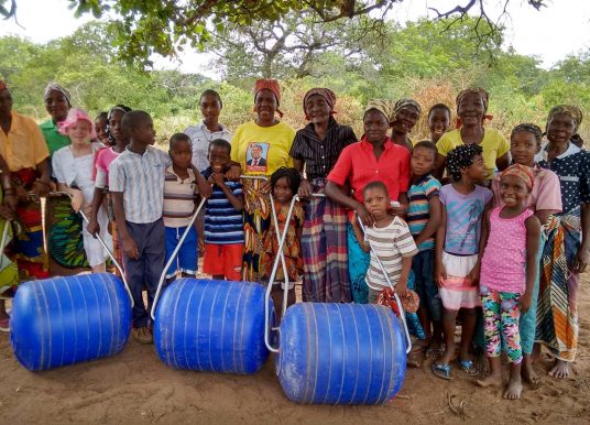 A Simple Design is Changing Lives in Rural Africa