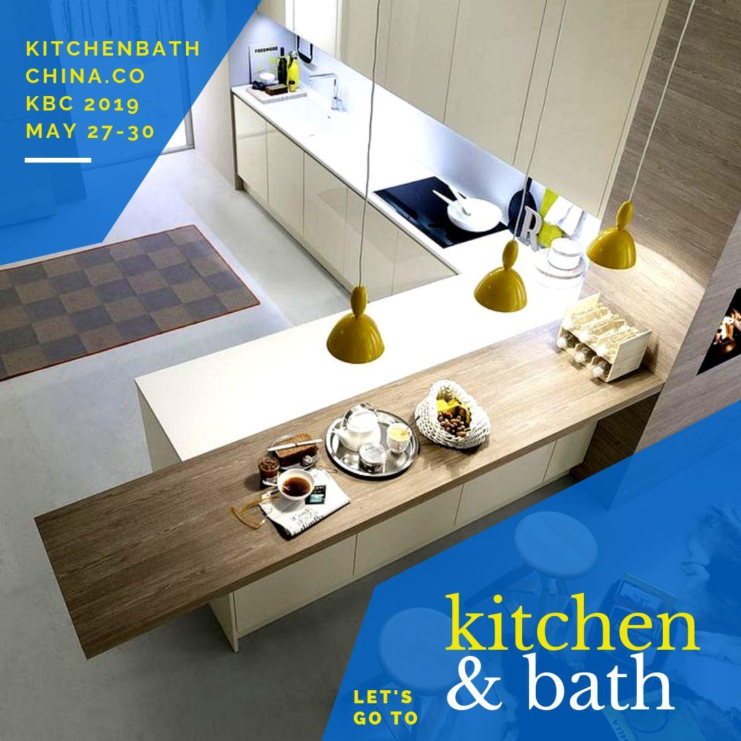Asia's Largest Kitchen & Bath Trade Show, Shanghai 2019 - The Global