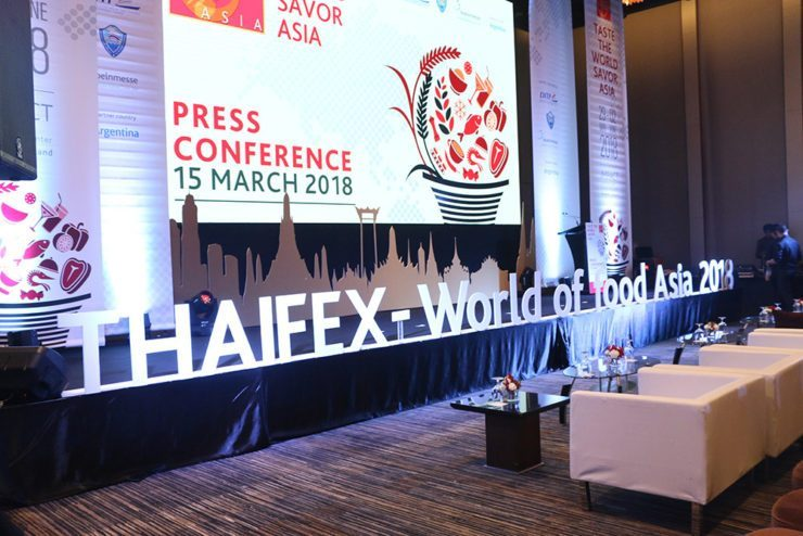 South-Asia's Largest and Innovative Food Trade Show, THAIFEX 2019