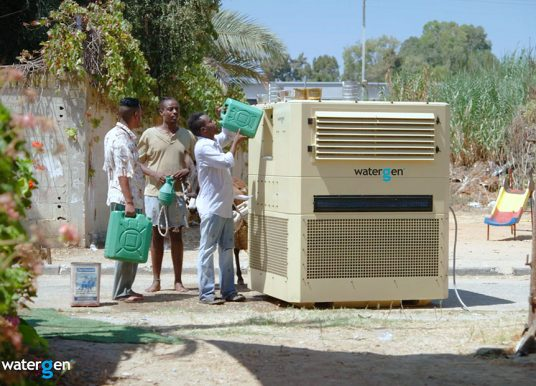 Turning Air into Water – The Ultimate Water-Producing Contraption