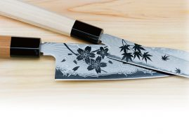 The Art of Japanese Knife Craftsmanship