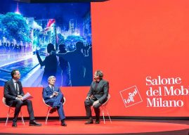The world's leading trade show for home furnishing and interiors – Salone del Mobile 2019