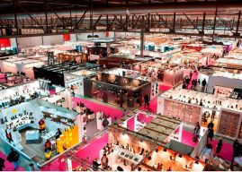 MICAM Milano, the international trade fair for the footwear fashion industry 2021, Italy.